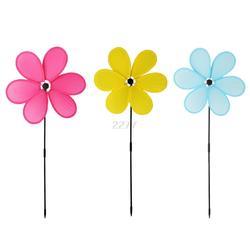 Игрушки в виде ветряной мельницы для детей украшения сада орнамент красочные на открытом воздухе Spinner MAY29 Прямая поставка