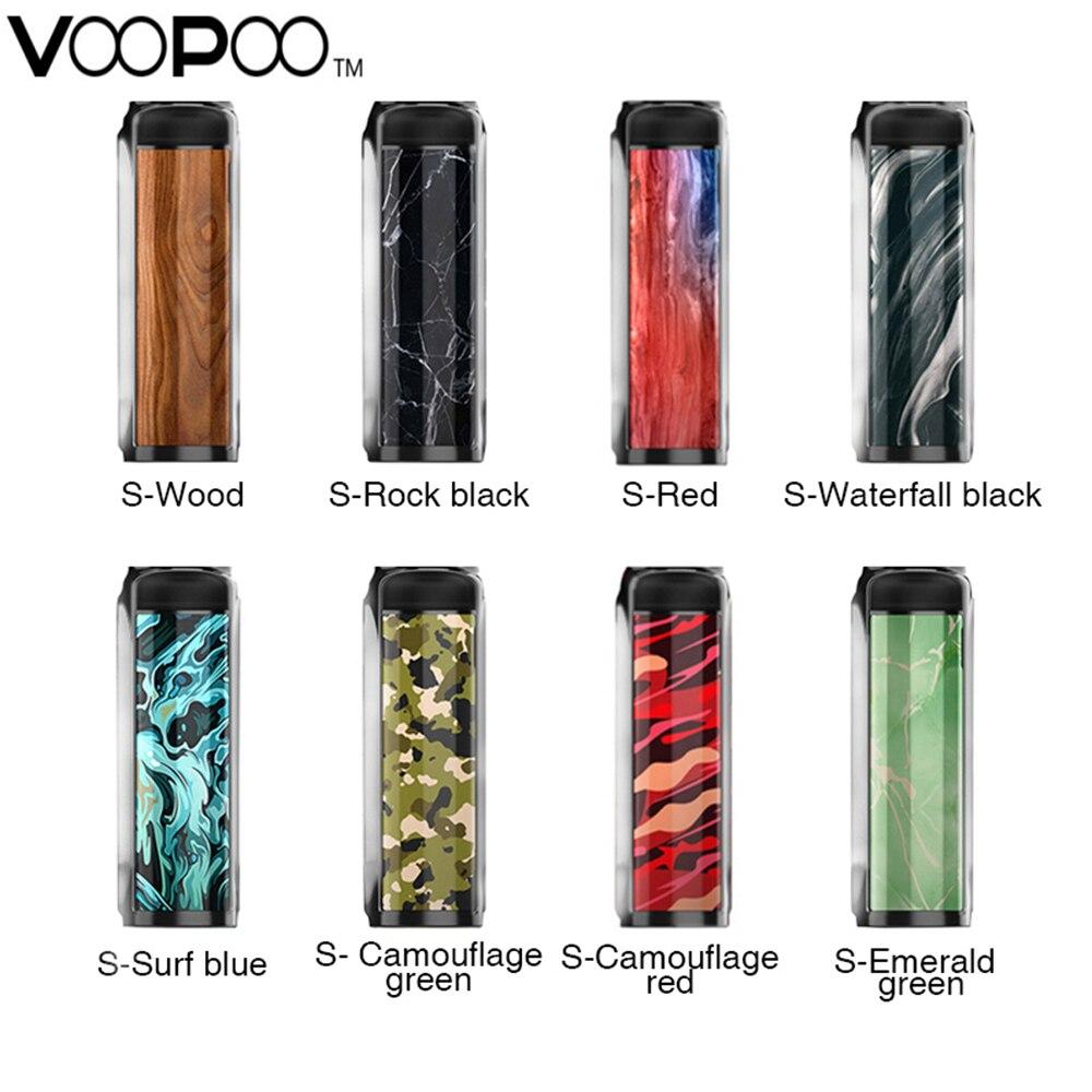 Le plus récent VOOPOO Vmate 200 W TC Box MOD avec mis à jour 32 chiffres gène. FAN puce 200 W puissant pas 18650 batterie Mod VS glisser boîte Mod Vape