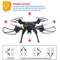 СЫМА X8C2.4G 4CH 6 Оси Профессиональный RC Мультикоптер Drone 2-МЕГАПИКСЕЛЬНАЯ Широкоугольный HD Камера Дистанционного Управления Вертолетом