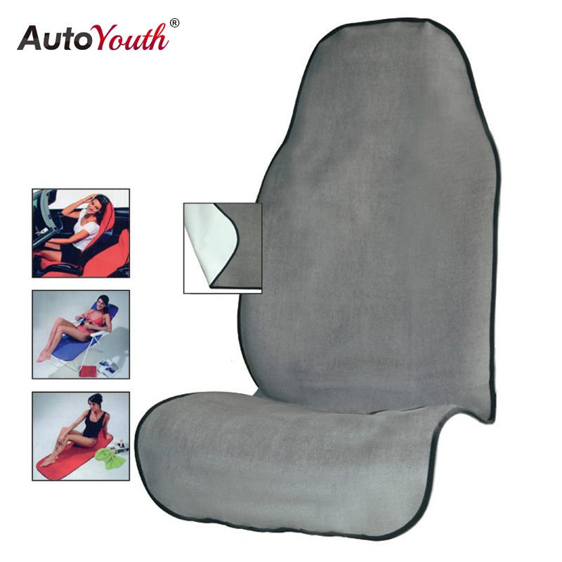 Sports Towel Seat Cushion Beach Mat Universal Fit All Car