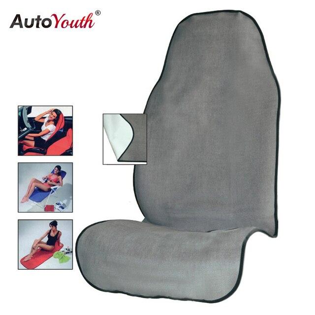 Sports Towel Seat Cushion Beach Mat Universal Fit All Car SUV