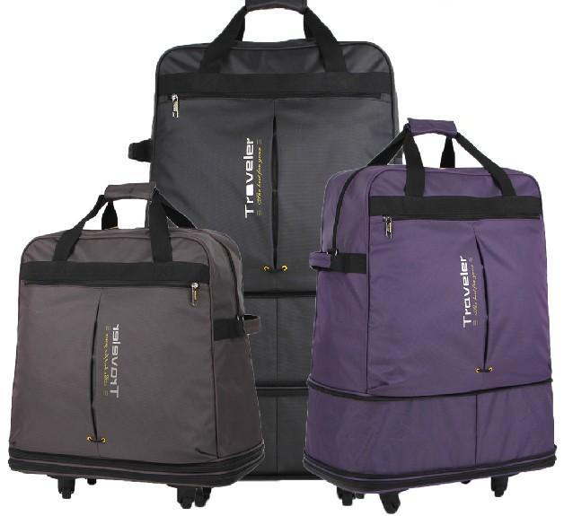 Aliexpress.com : Buy Rolling luggage large capacity suitcase ...