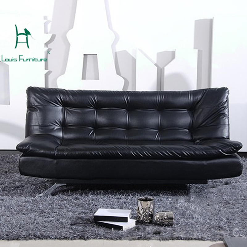 Modern art creative multi functional folding sofa bed in for Cheap modern furniture singapore