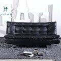 Modern Creative Art Multi-funcional sofá cama dobrável