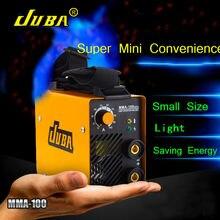 Mini máquina de soldadura ZX7-200 fácil de llevar, viajar puede llevar un pequeño soldador 220 V alta calidad