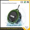 2016 nova Música Altifalante C6 TF Bluetooth Speaker Sem Fio À Prova D' Água Ao Ar Livre Chuveiro Portátil Speaker Bicicleta Para Bicicleta/Banheiro
