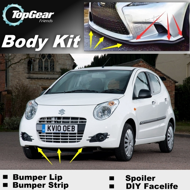Aliexpress.com : Buy Bumper Lip Deflector Lips For Suzuki ...