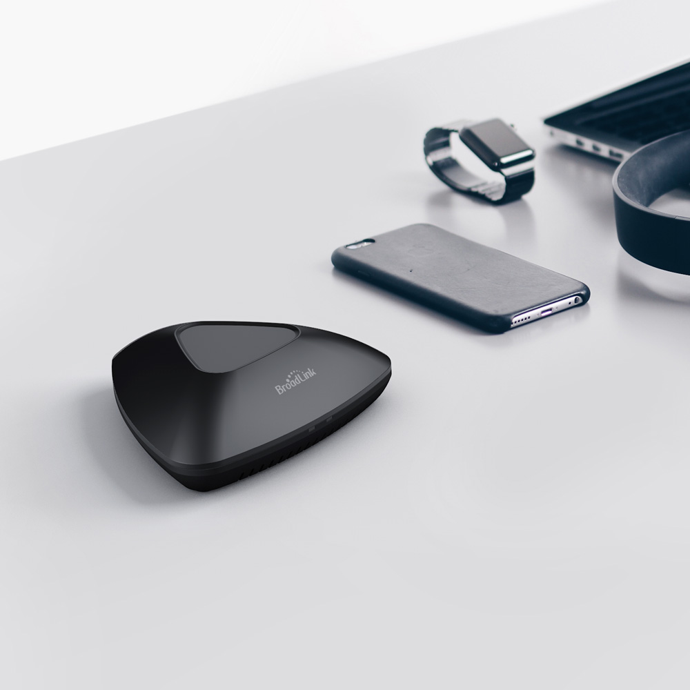 2019 New BroadLink RM Pro+ Wi Fi Universal Remote, Smart Universal Remote Control, Alexa and Google Home Voice Control Remote-in Smart Remote Control from Consumer Electronics    1