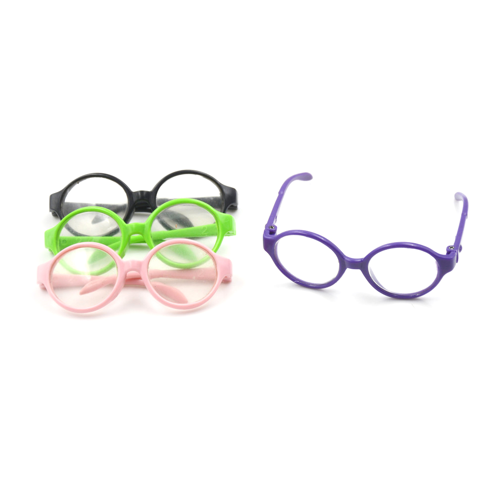 Kids Children Baby Toy Stylish Plastic Frame Sunglasses For 18 inch Our Generation Doll Dolls Accessories