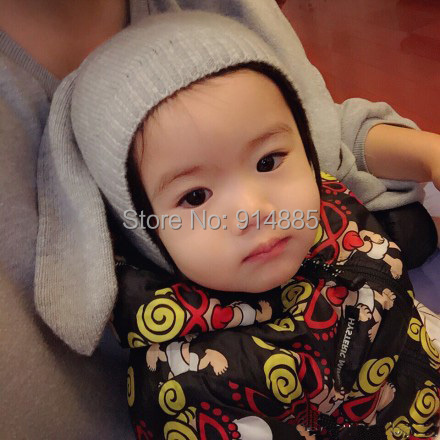 83ea81cd805 2015 New Arrival Autumn Ins oeuf nyc Baby Boy d Girl s Cap Rabbit ...