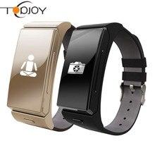Topjoy t2หัวใจออกกำลังกายบลูทูธsmart watchสำหรับios a ndroid xiaomi samsung smartโทรศัพท์pk gt08 dz09สมาร์ทนาฬิกา