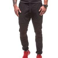 TOLVXHP 2018 New Brand Men Pants Hip Hop Harem Joggers Pants Male Trousers Casual Mens Joggers