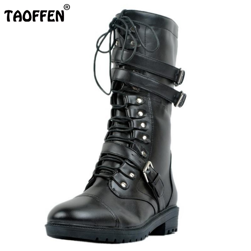 Women Fashion Round Toe Martin Boots Woman Brand New Lace Up Flat Ankle Boot Ladies Buckle Wrap Footwear Shoes Size 34-47 women fashion round toe martin boots woman brand new lace up flat ankle boot ladies buckle wrap footwear shoes size 34 47