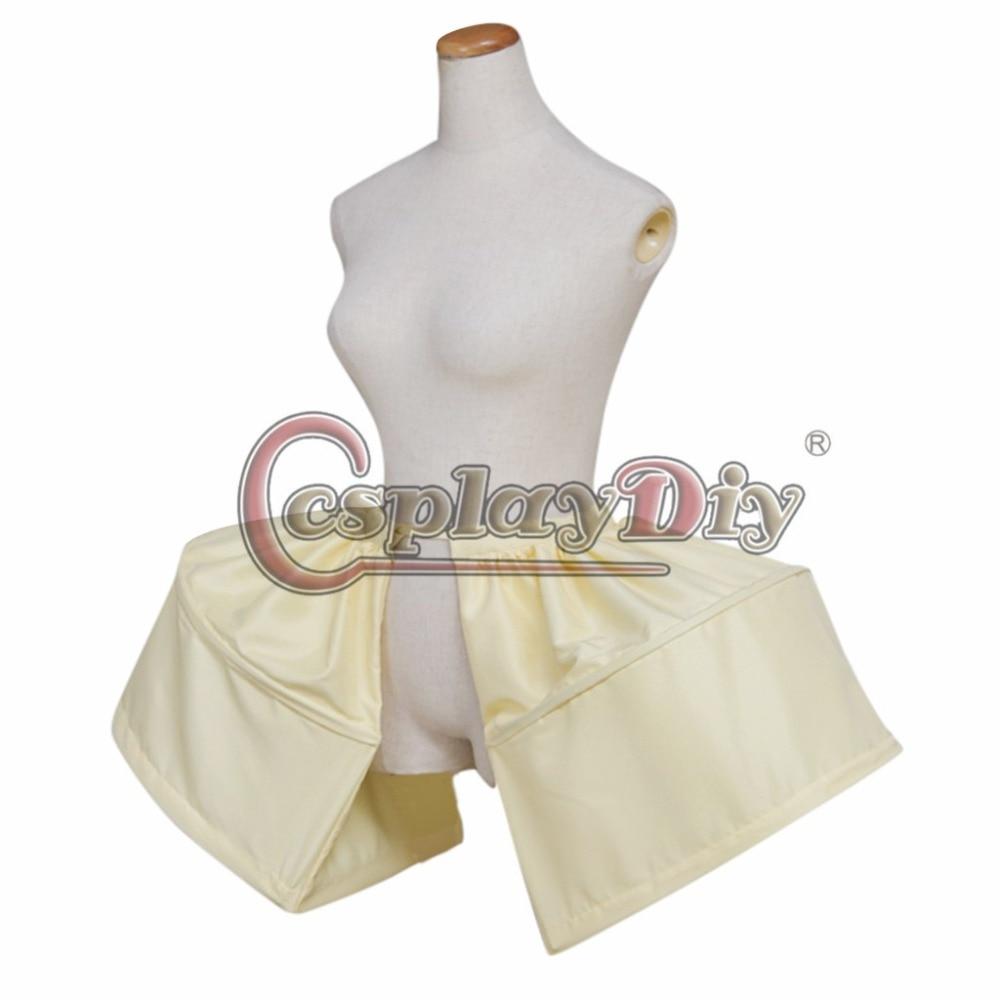 Gaun Rococo Crinoline Underskirt Rok Bunga Gadis Wanita Gaun Victoria - Kostum karnival - Foto 2