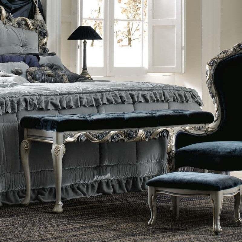 Mu Fei Bolloni italiano neoclásico muebles de encargo de gama alta ...