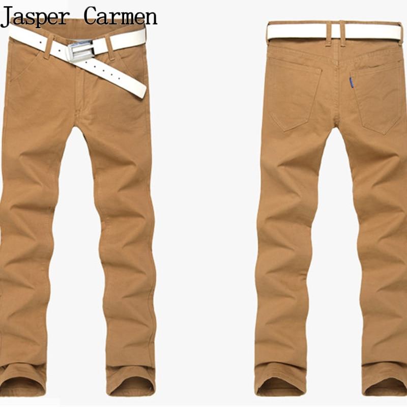 colored khaki pants - Pi Pants
