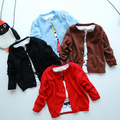 Baby sweaters cardigan 2017 children's clothing spring &autumn girls outerwear infants clothes sweater coats cotton kids tops