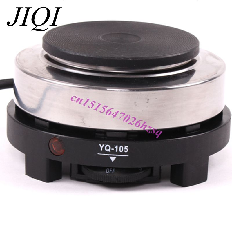 500W Electric Mini Stove Hot Plate Multifunction cooking plate coffee heater household mini electric induction cooker portable hot pot plate stove dorm noodle water congee porridge heater office eu us plug