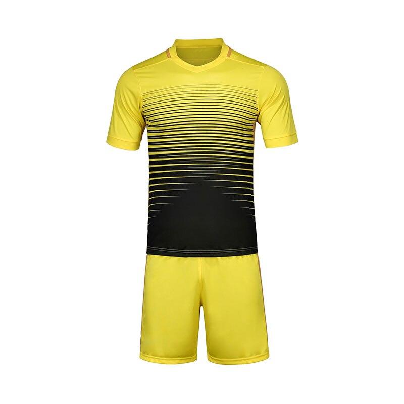 eccaecbbaf9 soccer jerseys youth custom football jerseys Football jerseys 6 colors new  training soccer kits sports wear paintless football on Aliexpress.com