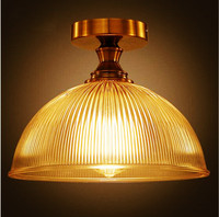Гладить wrount edison Винтаж потолок светильники домашний Освещение Эдисон светодиодный потолочный светильник промышленных plafon Lampara TECHO