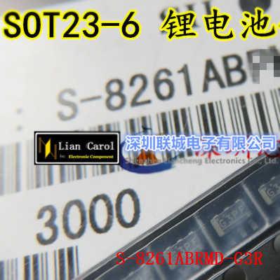 10 Cái 50 CÁI 100 CÁI S-8261ABRMD-G3RT2S S-8261ABRMD-G3RT2G S8261ABRM S-8261ABRMD-G3R G3R SOT23-6 S-8261-G3R