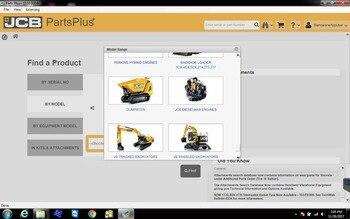 JCB Service Parts Plus 2.00+ Service Manual 2017+keygen