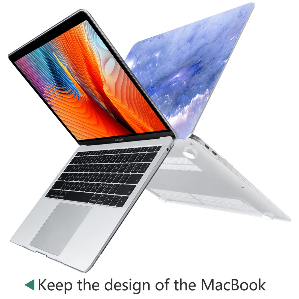 Marble Sky Case for MacBook 146