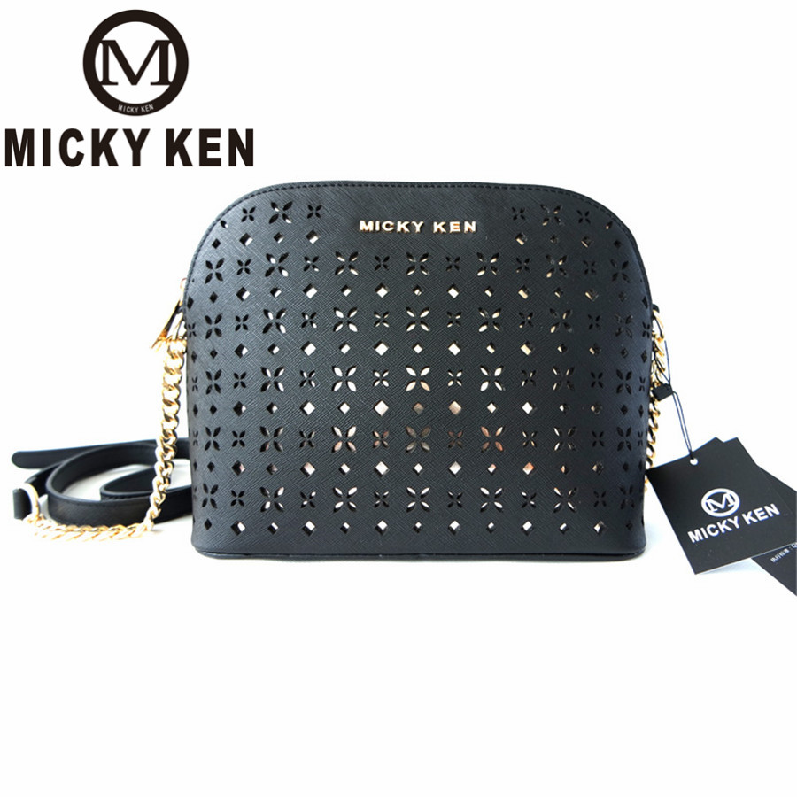 MICKY KEN Brand Designer Small Shell Bag Handbags Cross Body Women Messenger Bag Female Shoulder Bags Lady Sac A Main Bolsas