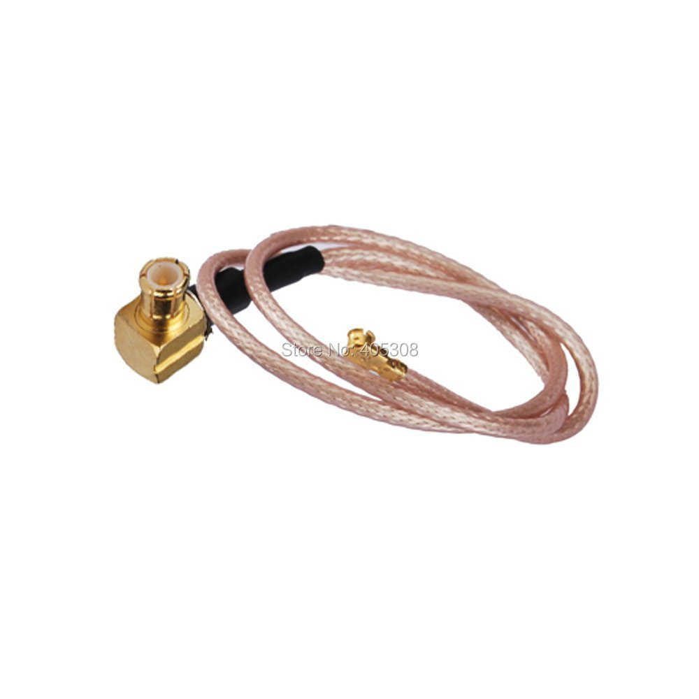 6inch Ipx/u.fl To Mcx Male Plug Right Angle Rf Pigtail Coaxial Cable Rg178 15cm 6 Low Price Cellphones & Telecommunications