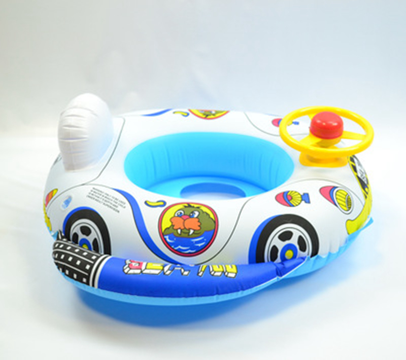 Baby Kids Summer Swimming Pool Swimming Ring Inflatable Swan Swim Float Water Fun Pool Toys Swim Ring Seat Boat Sport for 3-6Y (25)