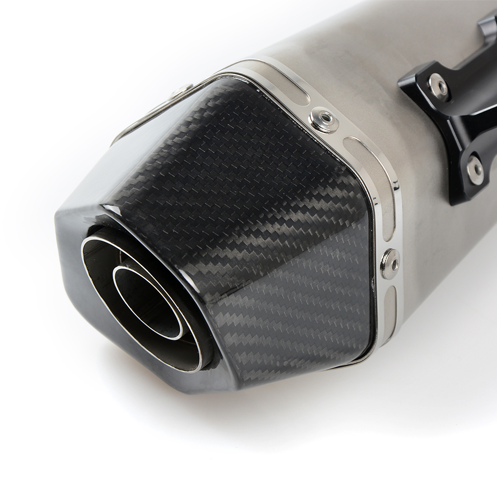 Universal 36 51MM Modified Motorcycle Exhaust Pipe Muffler FOR HONDA VT1100 VT250 Honda XADV 750 X 11 CBR300R CB300F MSX125 in Exhaust Exhaust Systems from Automobiles Motorcycles