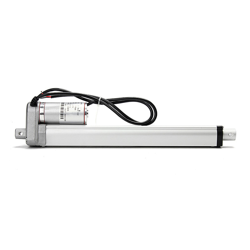 2018 Linear Actuator 10 Stroke 1500N Heavy Duty 330Lb 1500N Pound Max Lift 12 Volt DC Motor Heavy Duty Linear Guides дырокол deli heavy duty e0130