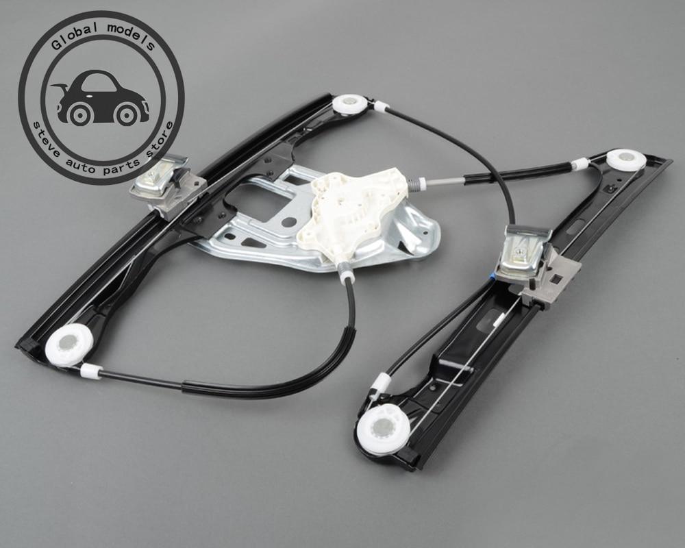 Left Right Front Power Door Window Regulator For Mercedes Benz W203 C160 C180 C200 C220 C230 C240 C270 C280 C320 A2037203146