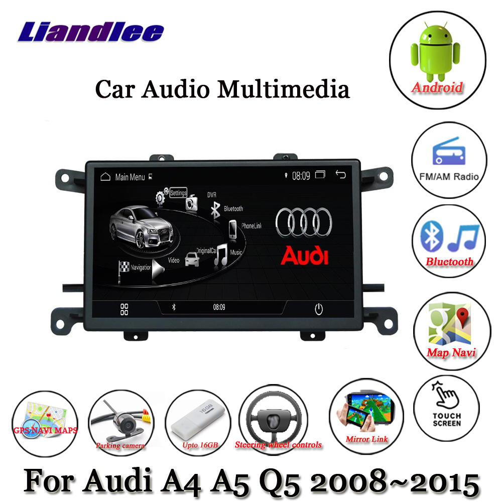 For Audi A4 A5 Q5 2008~2015-1