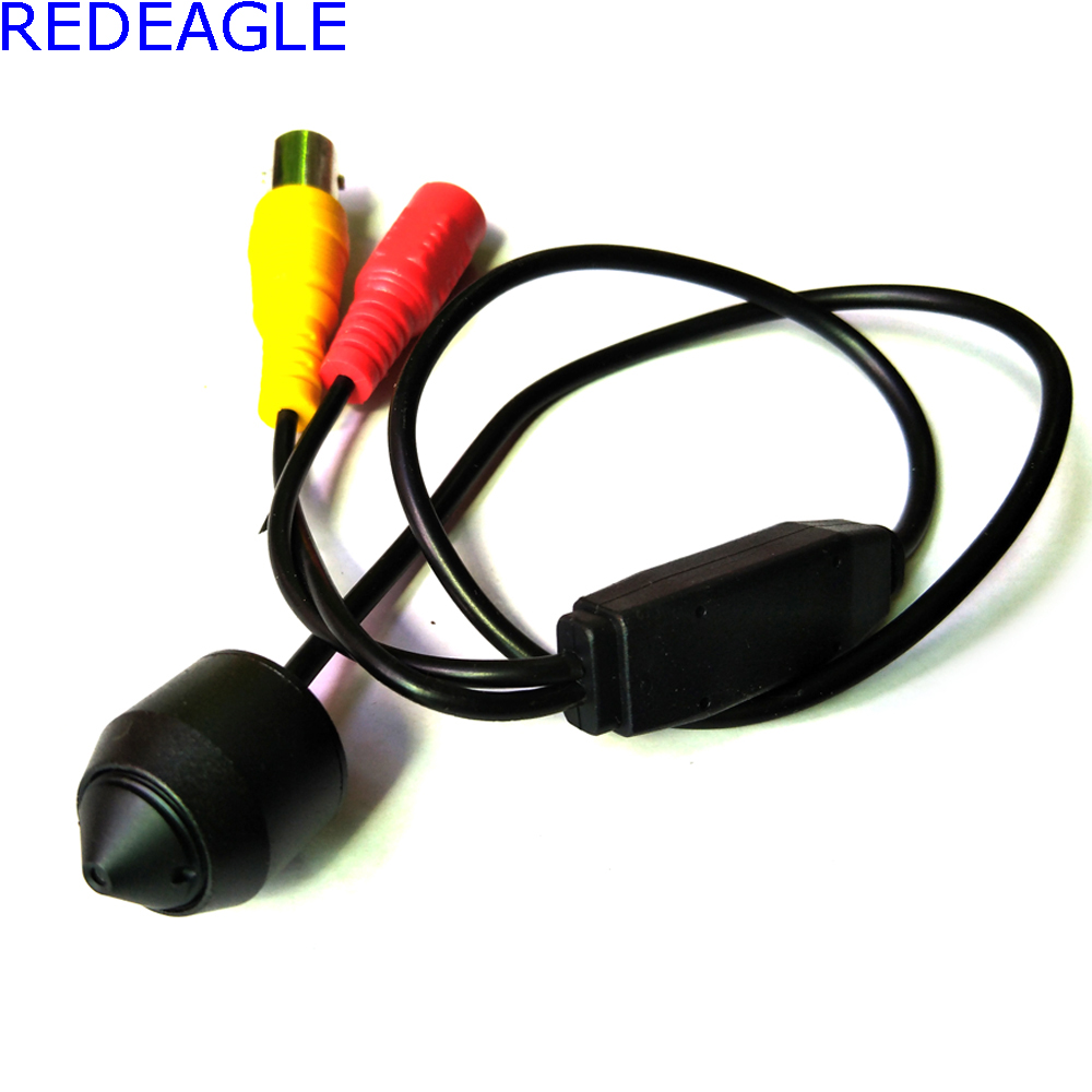 REDEAGLE 1MP/2MP 720P 1080P HD Mini Bullet AHD Security Camera BNC Port Metal Housing For CCTV AHD DVR System
