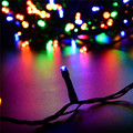 Outdoor 80LED 10M String Fairy Lights Wedding Garden Party Xmas Tree Christmas Holiday Light Event Hotel Decorations LED Strings