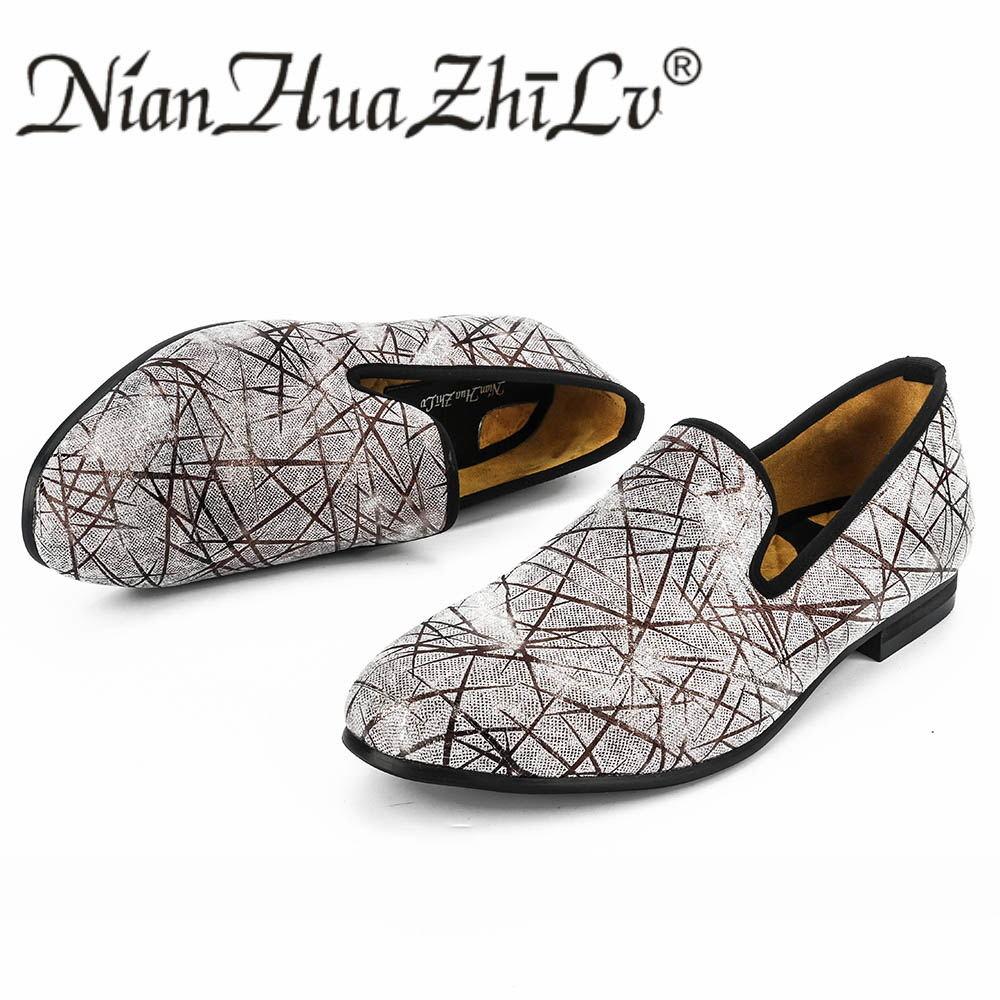 NIAN HUA ZHI europejska i amerykańska i w najlepszych cenach z miękkie i wygodne męskie buty w stylu casual w Męskie nieformalne buty od Buty na  Grupa 1
