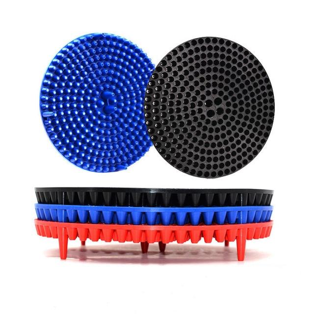 Foro di proiettile grit guardia di lavaggio Auto strumento di pulizia netto isolamento sabbia tovagliolo di pulizia spugna panno di pulizia anti colorazione filterdetai