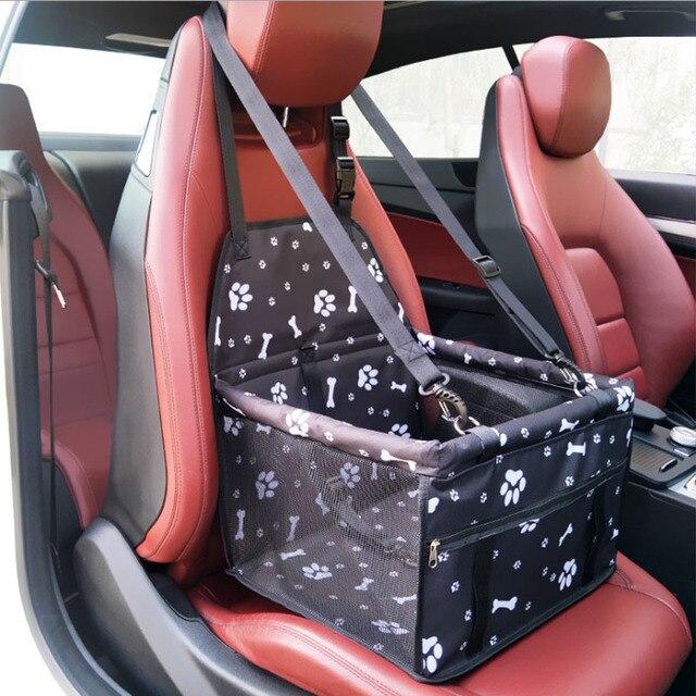 Bolsa de viaje para gatos, bolsa de viaje para perros, cesta para perros, productos para mascotas asiento de Casa de transporte seguro