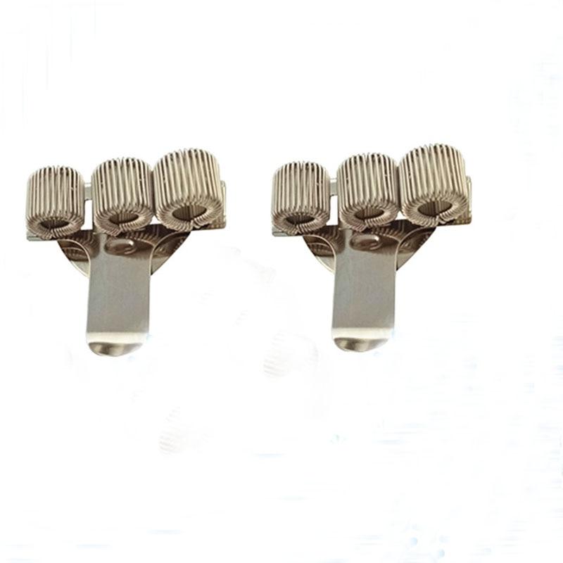for Nurses Triple Metal Pen Holder with Pocket Clip Pack of 3 Y2
