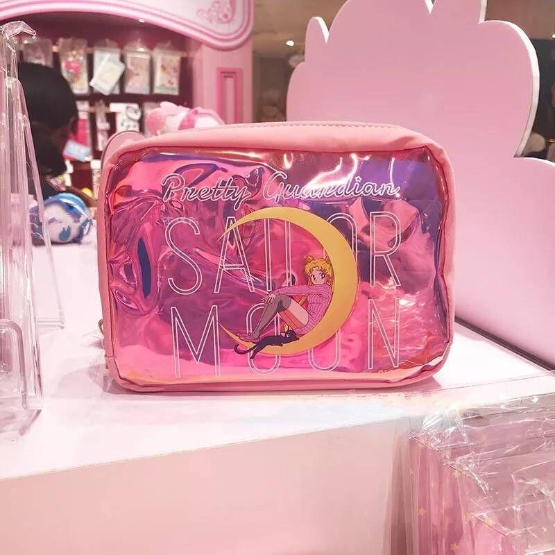 Sailor Moon Hologram Cosmetic bag Shoulder Bag 1