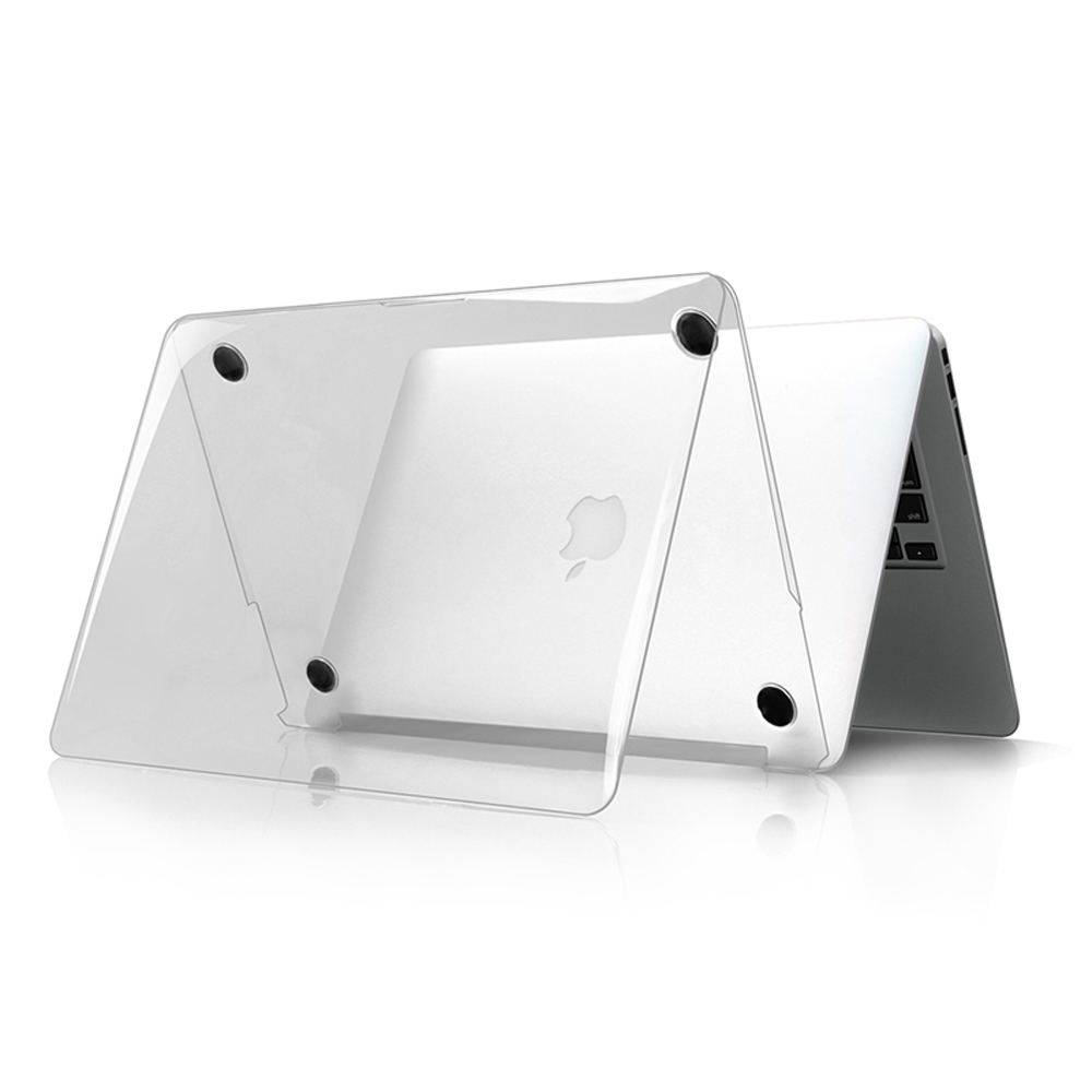 WIWU Laptop <font><b>Case</b></font> for <font><b>MacBook</b></font> <font><b>Air</b></font> <font><b>13</b></font> <font><b>A1466</b></font> A1369 Lightweight <font><b>Transparent</b></font> <font><b>Case</b></font> Cover for <font><b>MacBook</b></font> Pro <font><b>13</b></font> A1706 A1989 Shell <font><b>Case</b></font> image