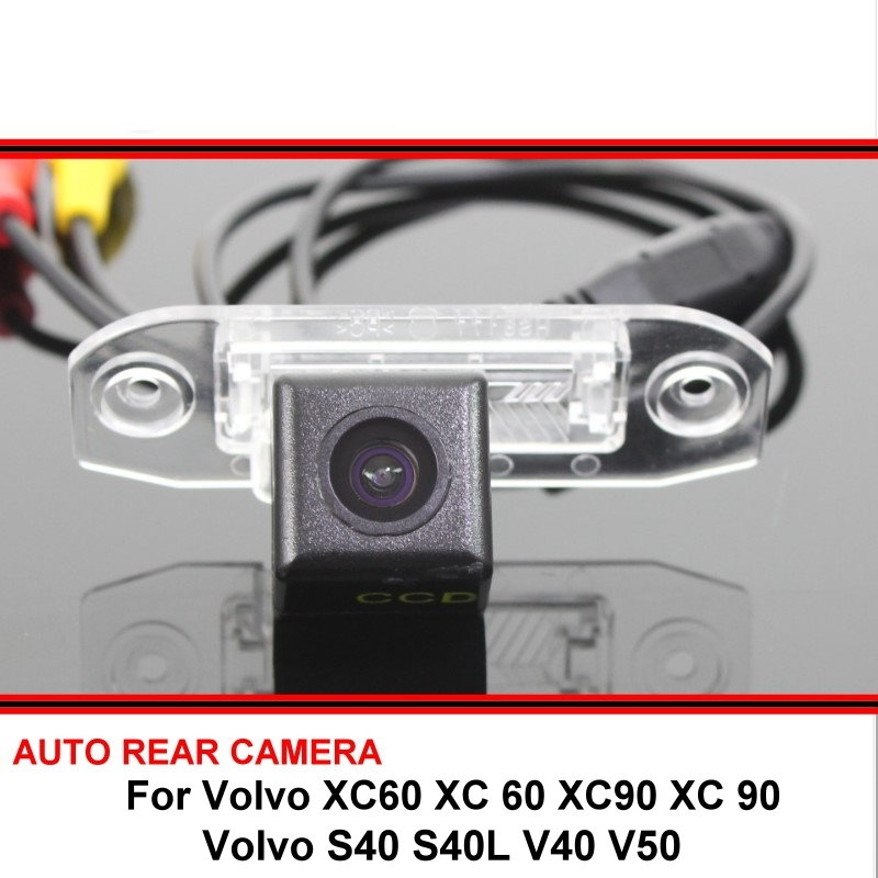For <font><b>Volvo</b></font> S40 S40L V40 V50 XC60 <font><b>XC</b></font> 60 XC90 <font><b>XC</b></font> <font><b>90</b></font> Reversing Camera CCD Night Vision Back up Camera Car Parking Camera trasera image