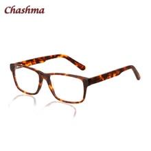 Chashma Brand Eyewear High Degree Use Men Spectacles Optical Glasses Tortoise Fashion Designer Acetate Frame Women