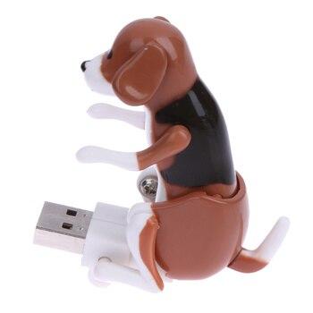 Chien USB avec mouvement pour amuser vos collègues 1