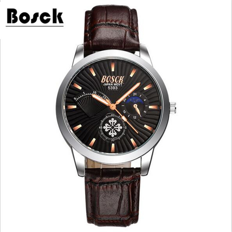 Watch male student Korean version of the simple trend casual fashion waterproof belt quartz men's watch men's watch men s casual watches men s watch students quartz watch waterproof business watch fashion trend korean version of the watch