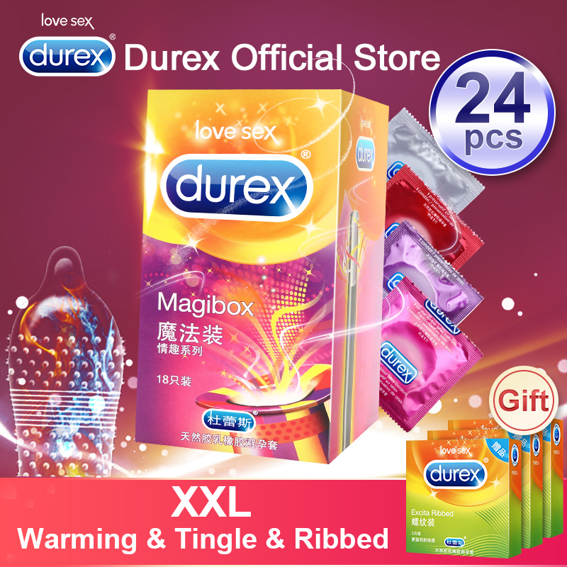 Durex Magibox Condom XXL 56MM Ultra Thin Super Sensitivity Sex Toys Erotic Products Intimate Goods with Lubricant for Adults SexDurex Magibox Condom XXL 56MM Ultra Thin Super Sensitivity Sex Toys Erotic Products Intimate Goods with Lubricant for Adults Sex