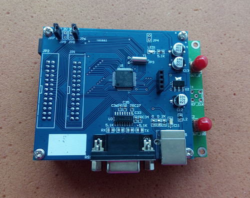 AD9910 Module 1G DDS Module Supports Arbitrary Signal Generator of Official Software.AD9910 Module 1G DDS Module Supports Arbitrary Signal Generator of Official Software.