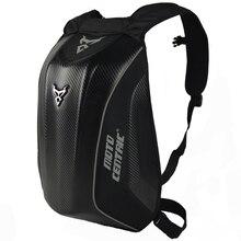 Черная мужская сумка для мотоциклистов, водонепроницаемый рюкзак для мотоциклистов, сумка для путешествий, сумка для багажа, сумки для мотоциклистов, сумка для мотоциклистов с магнитным баком, mochila moto