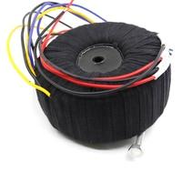 SUQIYA 500VA black cloth toroidal transformer for NAP200 amplifier 28V 0 28V 28V 0 28V